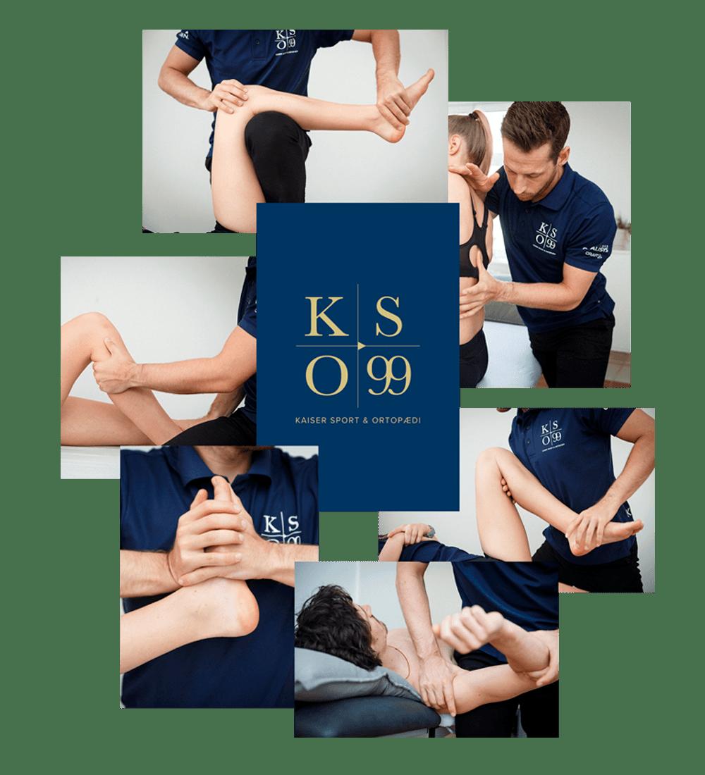 Fysioterapi Kaiser Sport & Ortopædi - bestil tid