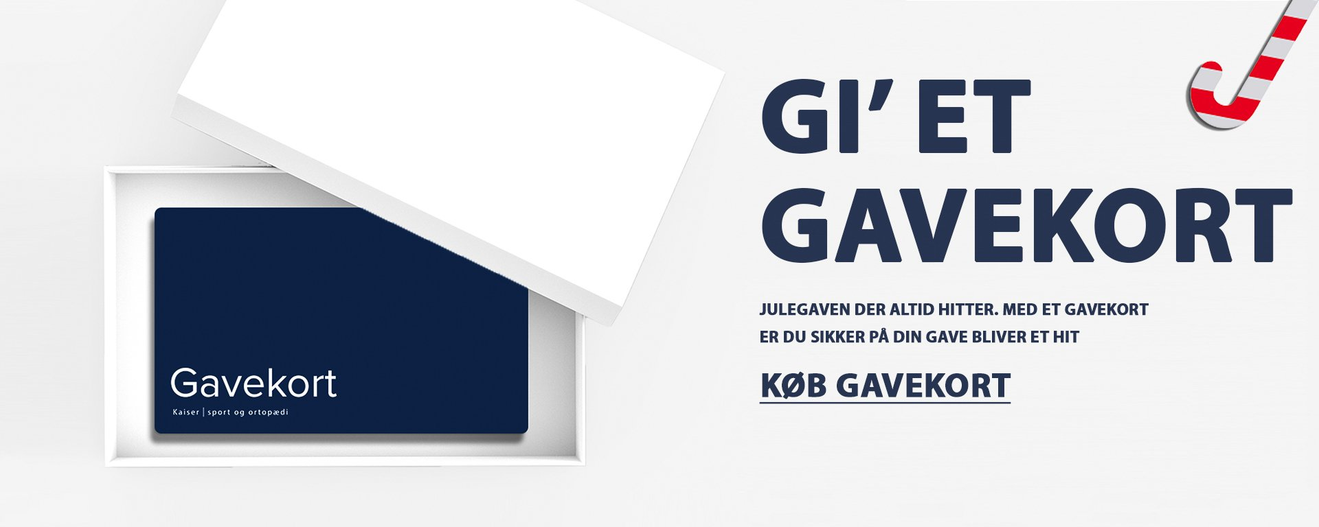 Gavekort Kaiser Sport