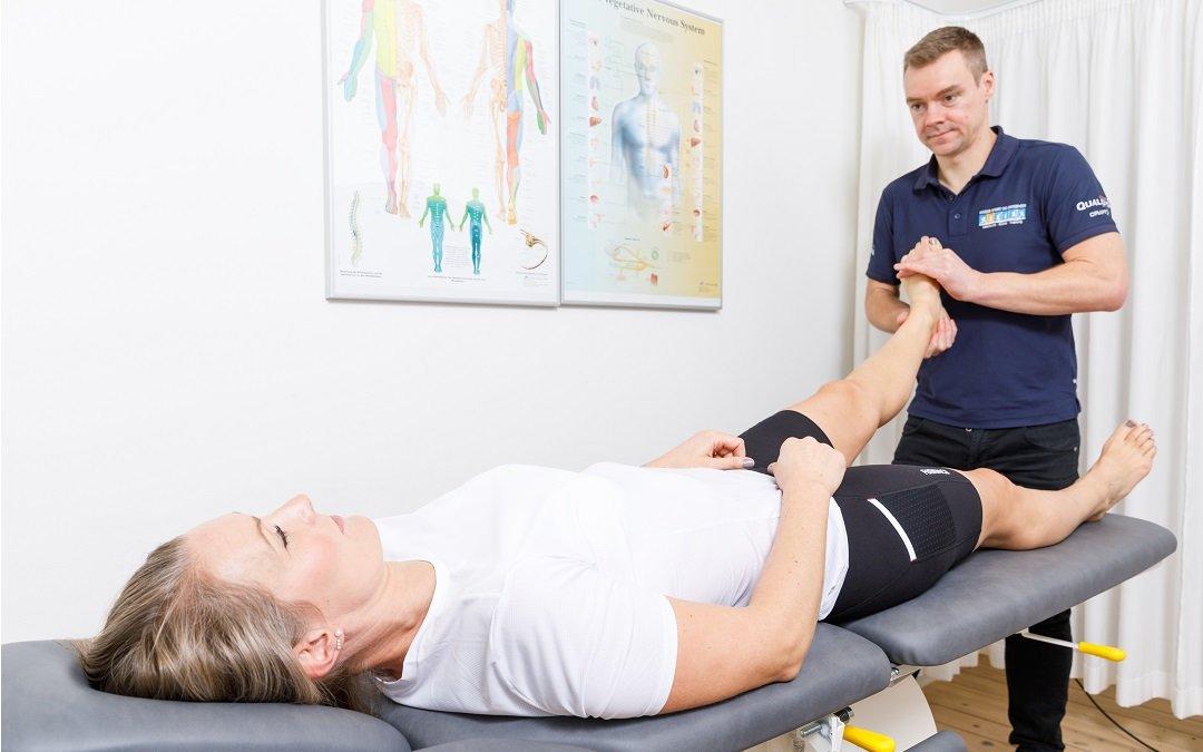 sports fysioterapeut københavn